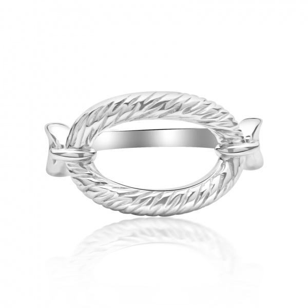 Ocean Link Ring - Size L