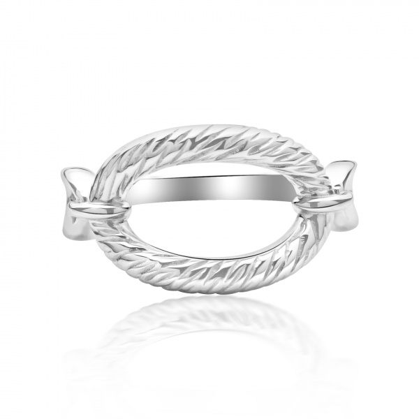 Ocean Link Ring - Size P