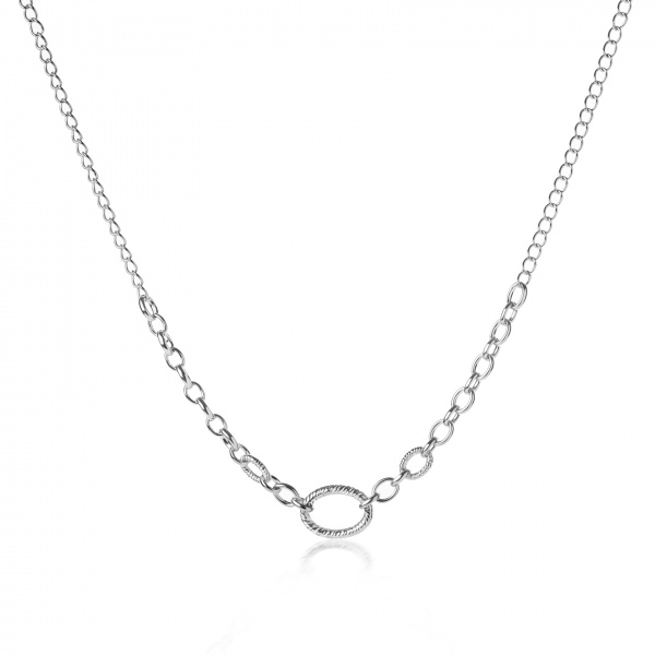 Ocean Link Necklace 20