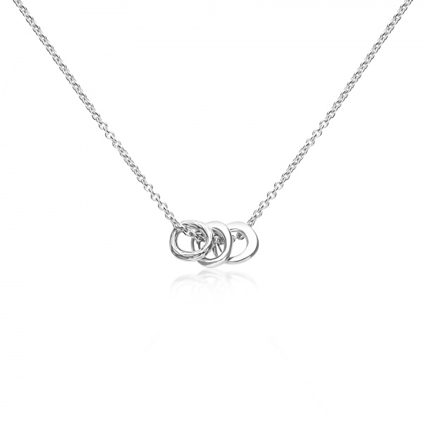 Ocean Triple Loop Pendant