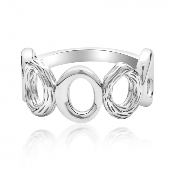 Ocean Multi Loop Ring Size P