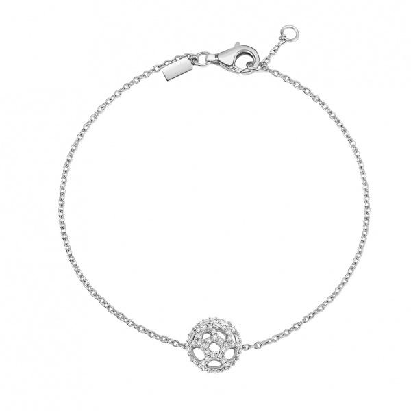 Satellite Bracelet Silver