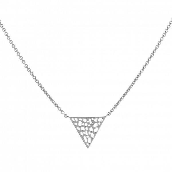 Trinity Lattice Pendant