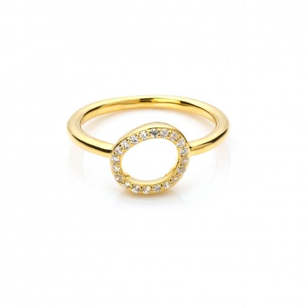 Versa Diamond Ring