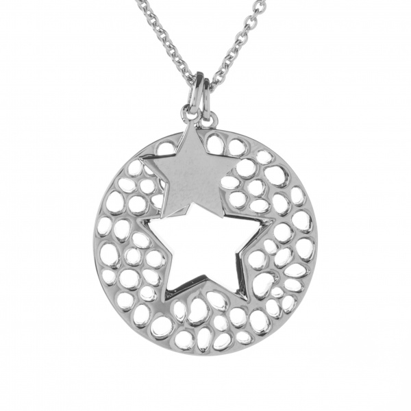 Wish Double Charm Pendant