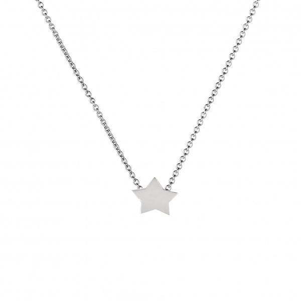 Wish Single star pendant