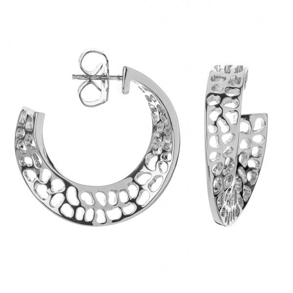 Warp Earrings